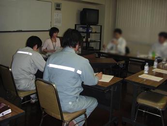 Web活用塾 第12期 講義風景